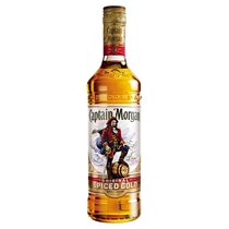 Captain Morgan Original spiced gold liehovina 0,70 l